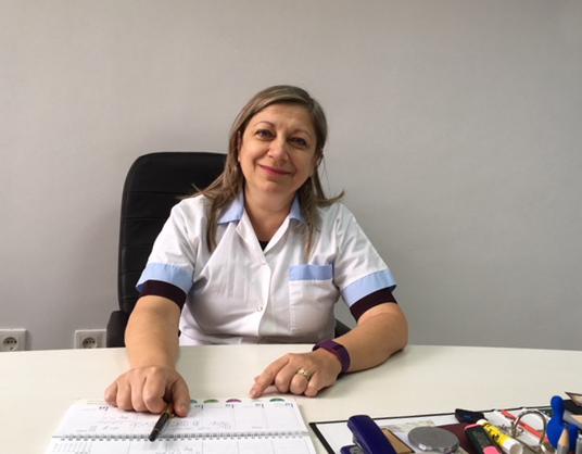 Д-р Емилия Петкова